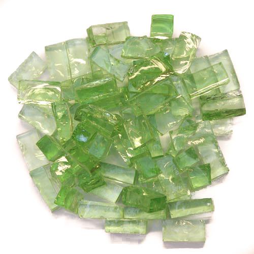 Green Transparent Smalti T0330