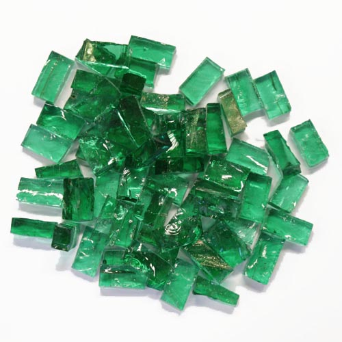 Green Transparent Smalti T0500