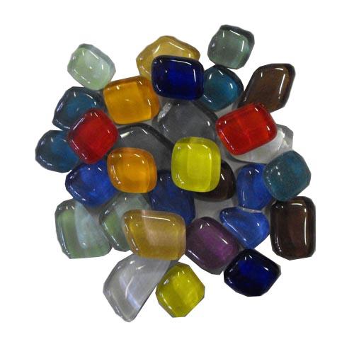 Glass Pebbles