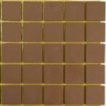 Brown Winckelman unglazed ceramic tiles