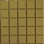 Cognac Winckelman unglazed ceramic tiles