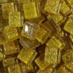 Gold Glitter Tiles