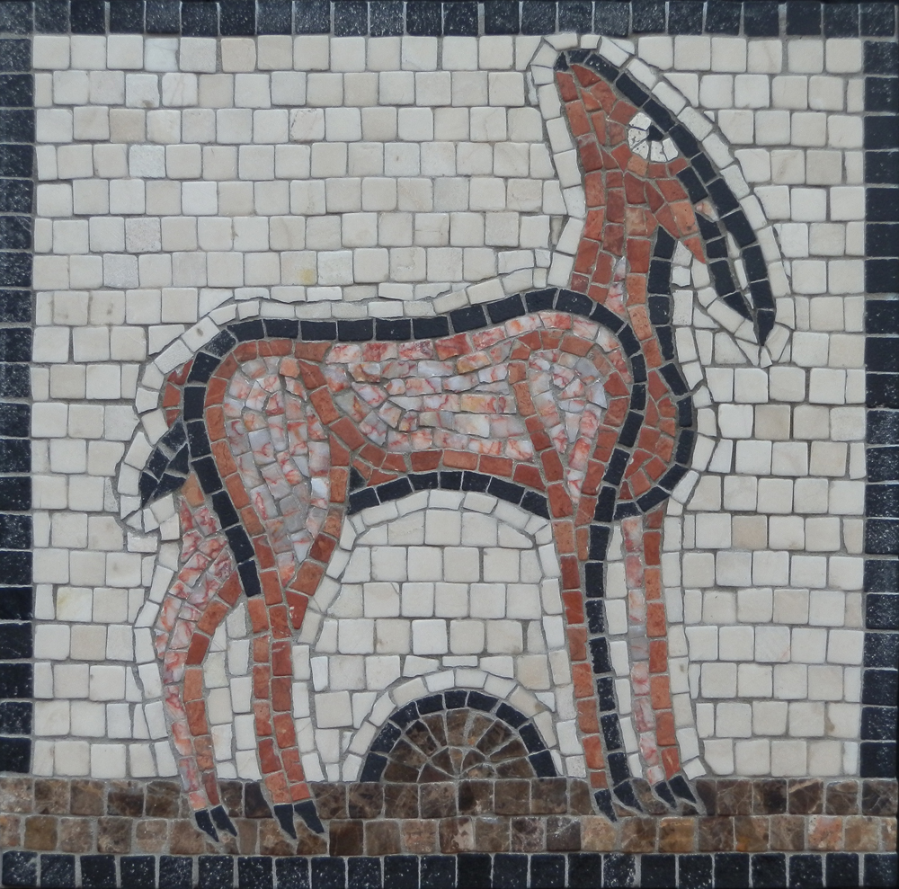Standing Deer Mosaic Kit – Martin Cheek