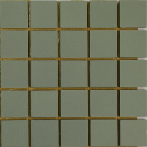 Pale Green Winckelman unglazed ceramic tiles