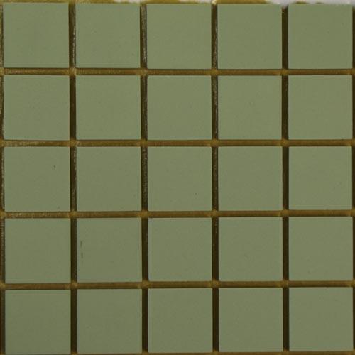 Pistachio Winckelman unglazed ceramic tiles