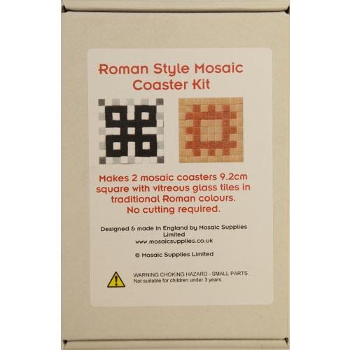 Roman Freestyle Moasic Coaster Kit