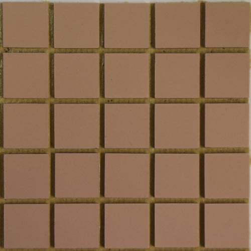 Rose Winckelman unglazed ceramic tiles