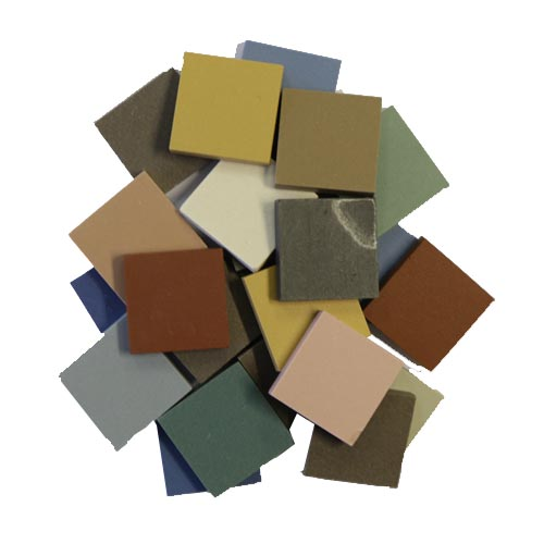 Winckelman's 2cm and 5cm Unglazed Ceramic Tiles