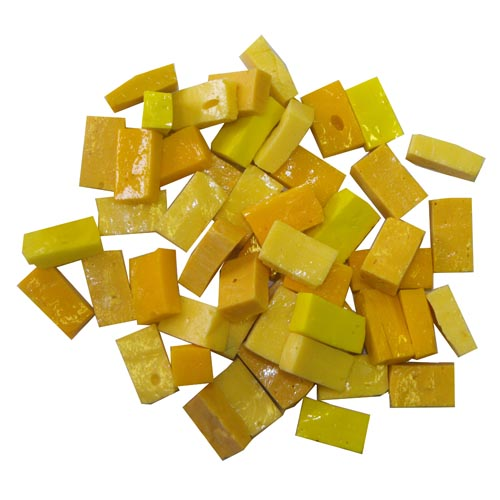 Yellow Smalti Mix