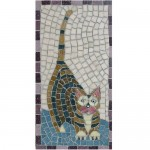 Cat mosaic kit
