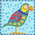 Parrot mosaic kit
