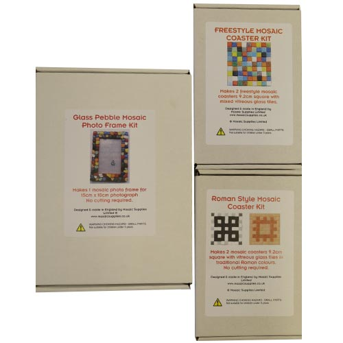 Easy Mosaic Kits