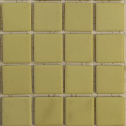 mazurka pale yellow unglazed porcelain tiles