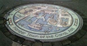 Stourport Map Mosaic