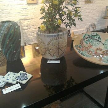 Mosaic Melody, mosaic, exhibition, TomatoJack Arts
