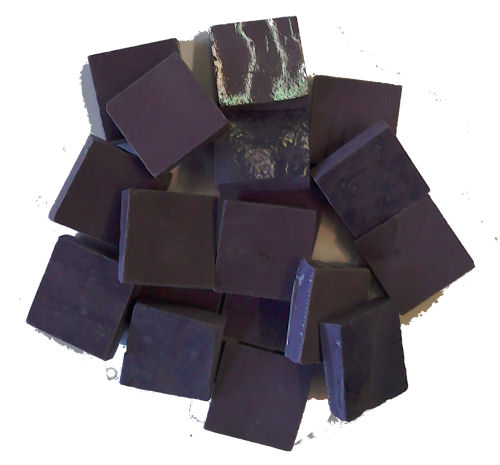 purple piastrina smalti
