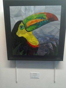 Toucan, by Yvette
