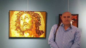 mosaic art, mosaic supplies, corinium exhibition