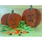 pumpkin mosaic kit