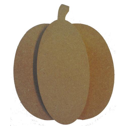 mdf pumpkin