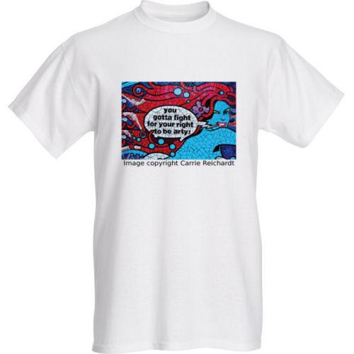 Carrie Reichardt t-shirt