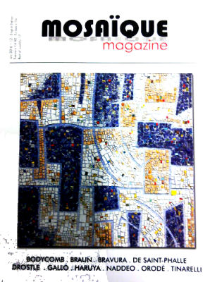 mosaique magazine english language edition