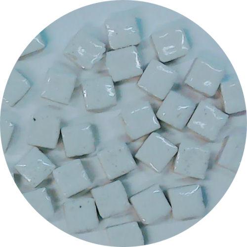 White micro tiles 5mm x 5mm x 3mm