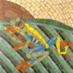 Martin Cheek mosaic kit