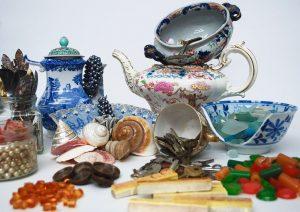 Liz's hoard