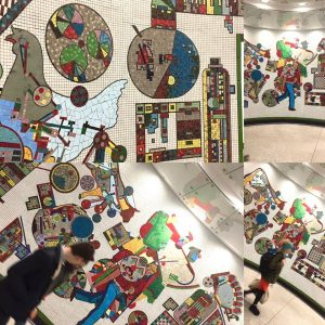 Inspired Mosaics Liz deAth Tiranti