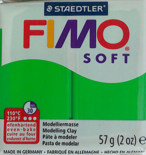 Fimo soft modelling clay
