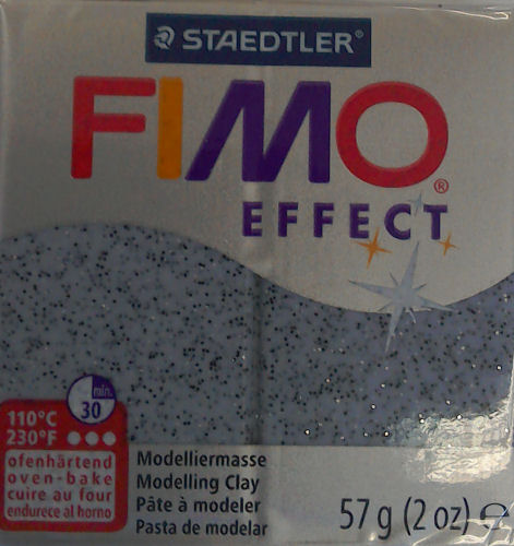 Fimo effect oven bake clay