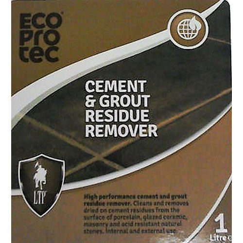cement grout and residue remover