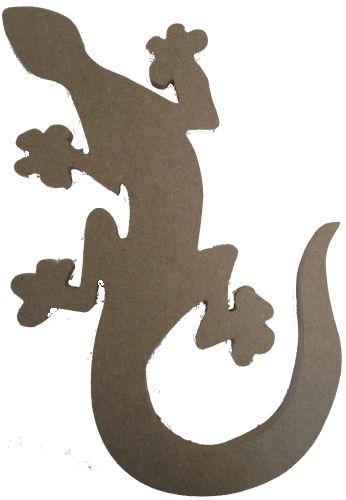 30cm gcko shape