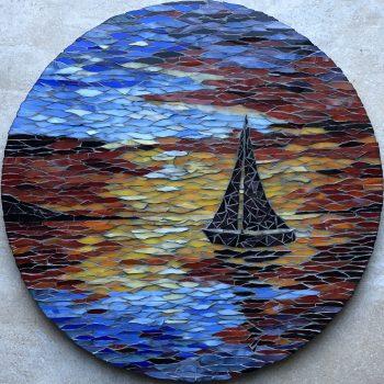 Judy Carroll mosaic blog
