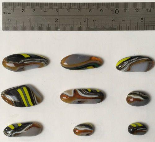 fused glass murini