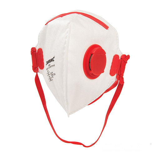 valved face mask