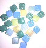 8mm glossy glass tiles