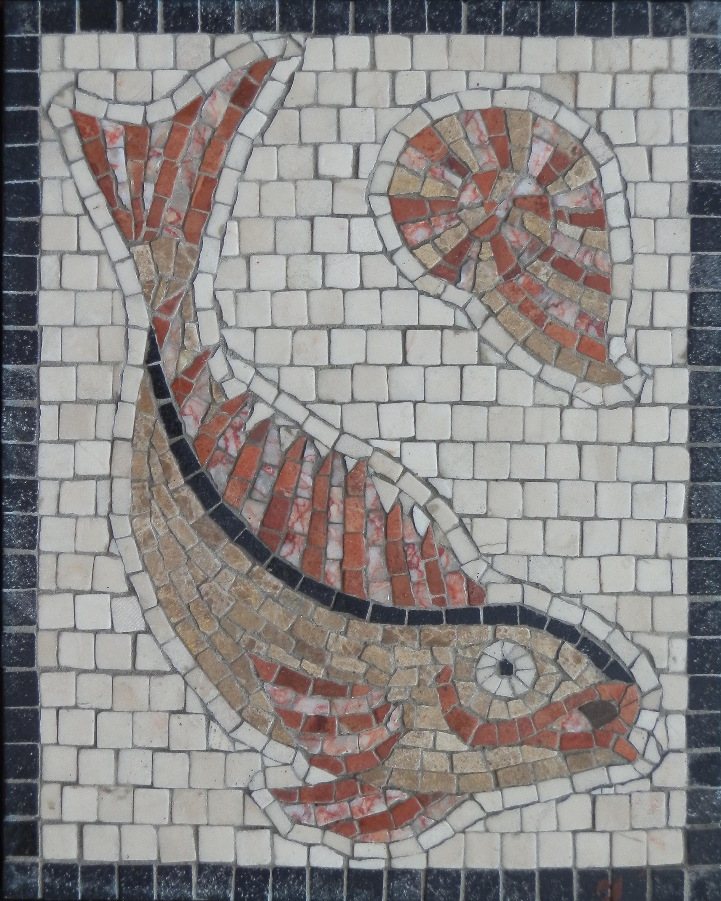 Fish Mosaic Kit – Martin Cheek